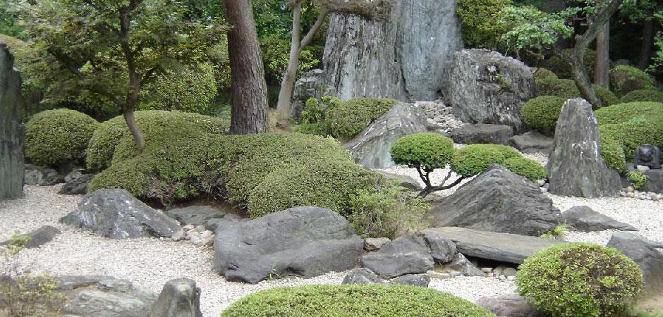 Entretien jardin japonais